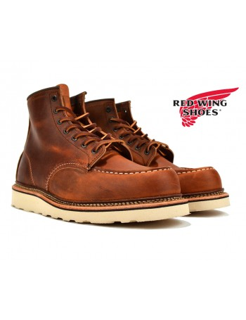 1907 RED WING - COPPER ROUGH & TOUGH