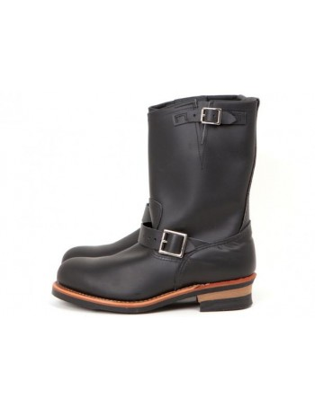 "2268 RED WING - 11"" ENGINEER BLACK CHROME"