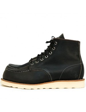 8890 RED WING - CHARCOAL  ROUGH & TOUGH