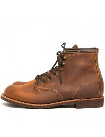 3343 BLACKSMITH COPPER ROUGH - RED WING