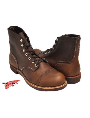 scarpa red wing 8111-Oro-Iginal