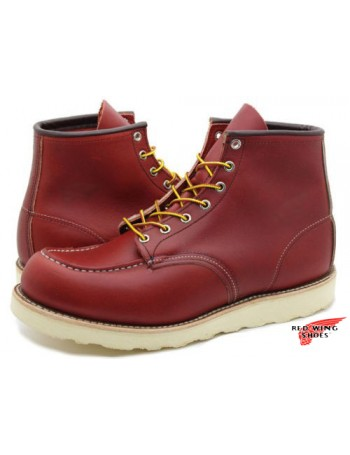 8131 RED WING - ORO RUSSET