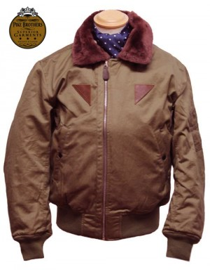 B 15 FLIGHT JACKET 1945 - PIKE BROTHERS