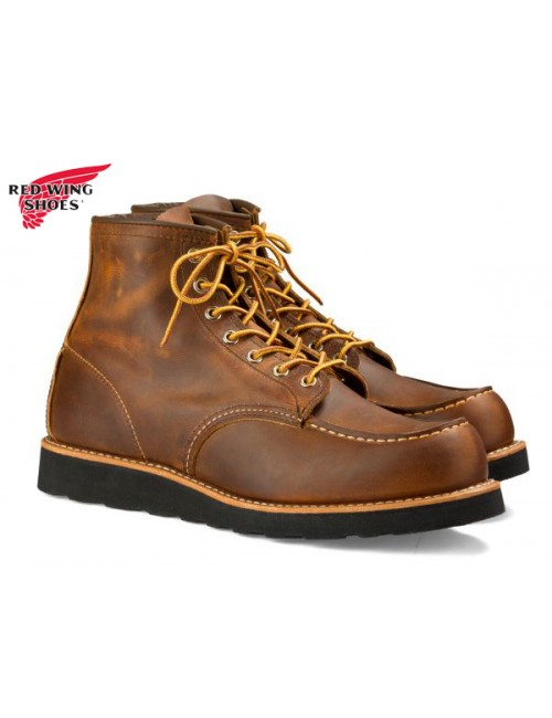 8886 RED WING MOC TOE