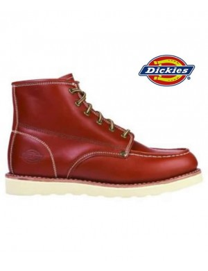 NEW ORLEANS BOOTS CHESTNUT - DICKIES