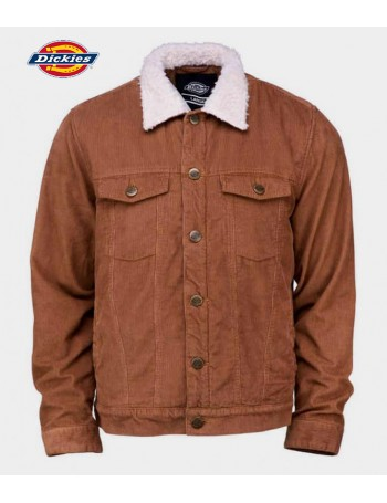 NARUNA JACKET BROWN DUCK - DICKIES