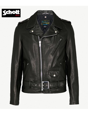 SCHOTT 519 PERFECTO '50 - COWHIDE LEATHER