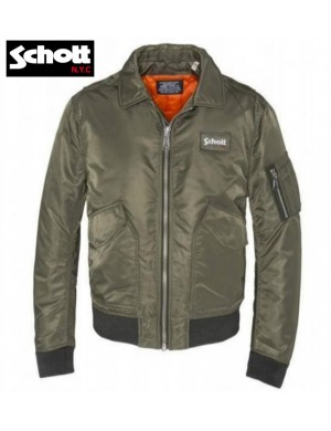 FLYER'S MAN JACKET - SCHOTT NYC