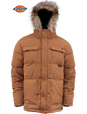 MANITOU JACKET  BROWN DUCK - DICKIES