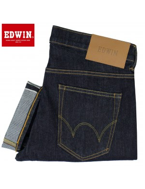 EDWIN ED 80 RED SELVAGE RINSED