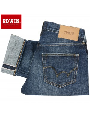 EDWIN ED 80 RED SELVAGE CONTRAST BRUSH