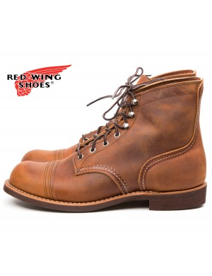 8085 IRON RANGER COPPER ROUGH & TOUGH - RED WING