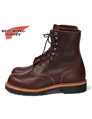 4585 LOGGER BRIAR OIL SLICK - RED WING