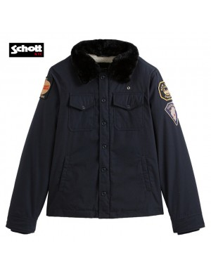 NYC POLICE JACKET JEEPER SCHOTT