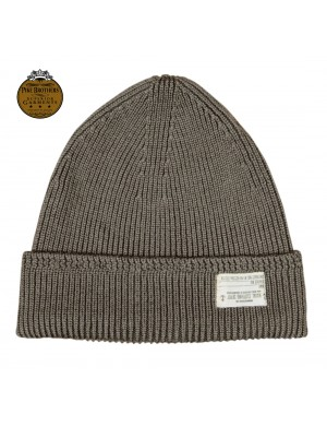 1944 WATCH CAP GREY - PIKE BROTHERS