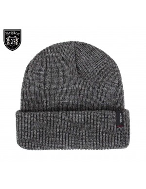 BEANIE HUNTER GRAY - BRIXTON